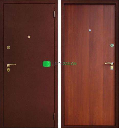 простые железные двери в егорьевске